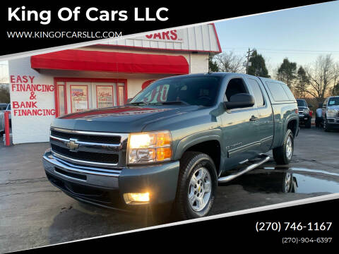 2009 Chevrolet Silverado 1500 for sale at King of Cars LLC in Bowling Green KY