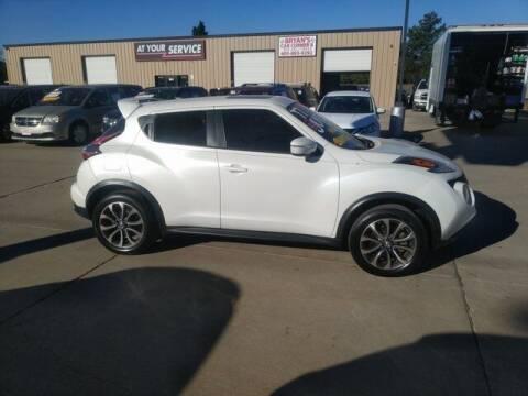 2017 Nissan JUKE for sale at Bryans Car Corner in Chickasha OK