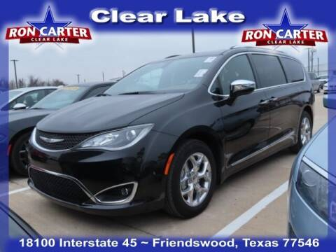 2020 Chrysler Pacifica for sale at Ron Carter  Clear Lake Used Cars in Houston TX