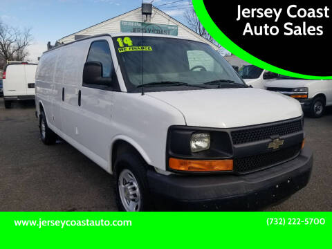 2014 Chevrolet Express Cargo for sale at Jersey Coast Auto Sales in Long Branch NJ