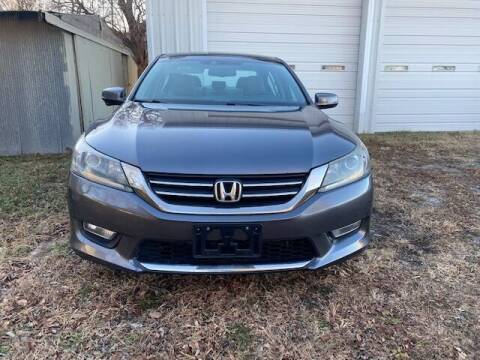 2013 Honda Accord for sale at Car Solutions llc in Augusta KS