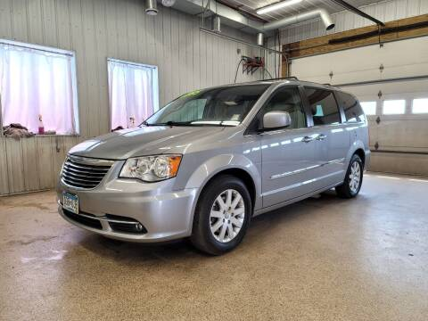 2015 Chrysler Town and Country for sale at Sand's Auto Sales in Cambridge MN