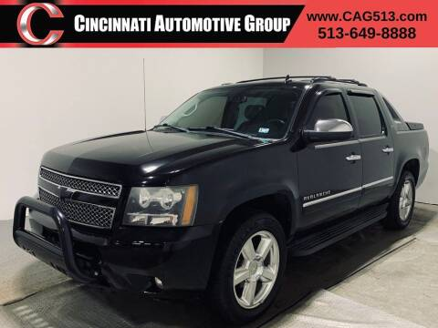 2011 Chevrolet Avalanche for sale at Cincinnati Automotive Group in Lebanon OH