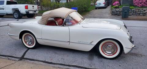 1954 Chevrolet Corvette for sale at Carroll Street Auto in Manchester NH