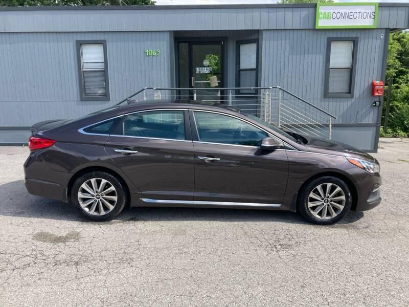 2015 Hyundai Sonata for sale at Car Connections in Kansas City MO