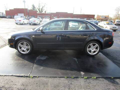 2007 Audi A4 for sale at Taylorsville Auto Mart in Taylorsville NC