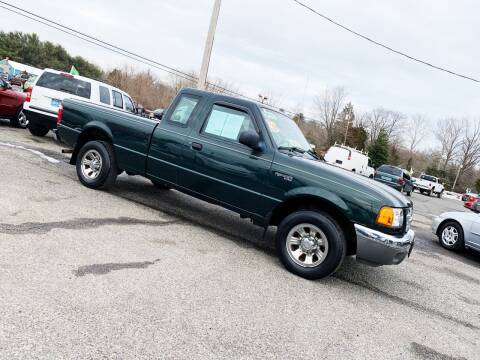 2003 Ford Ranger for sale at New Wave Auto of Vineland in Vineland NJ