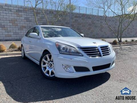 2013 Hyundai Equus for sale at MyAutoJack.com @ Auto House in Tempe AZ