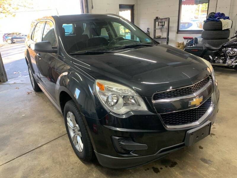 2013 Chevrolet Equinox for sale at QUINN'S AUTOMOTIVE in Leominster MA