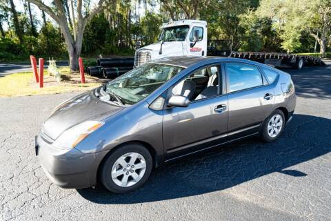 2007 Toyota Prius for sale at Sarasota Car Sales in Sarasota FL