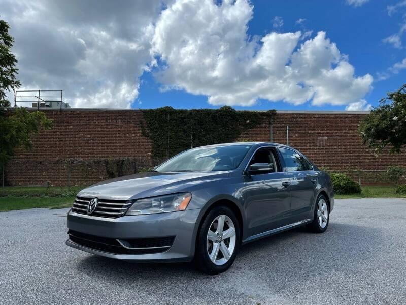 2015 Volkswagen Passat for sale at RoadLink Auto Sales in Greensboro NC
