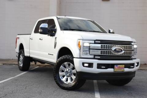 2017 Ford F-250 Super Duty for sale at El Compadre Trucks in Doraville GA