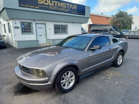 2006 Ford Mustang for sale at Southstar Auto Group in West Park FL