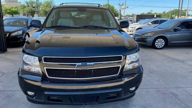 2013 Chevrolet Tahoe for sale at Auto Limits in Irving TX