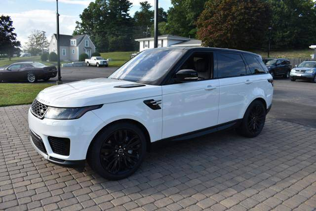 2019 Land Rover Range Rover Sport for sale at AUTO ETC. in Hanover MA