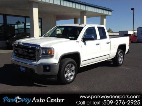 2014 GMC Sierra 1500 for sale at PARKWAY AUTO CENTER AND RV in Deer Park WA