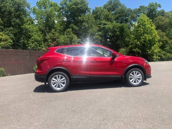 2018 Nissan Rogue Sport for sale at BARD'S AUTO SALES in Needmore PA