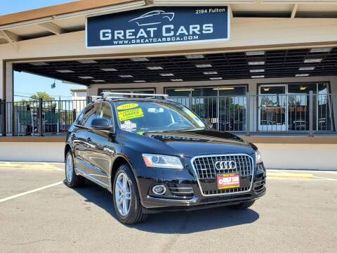 2013 Audi Q5 for sale at Great Cars in Sacramento CA