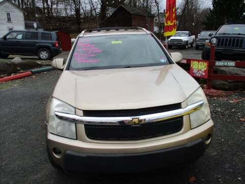 2006 Chevrolet Equinox for sale at FERNWOOD AUTO SALES in Nicholson PA