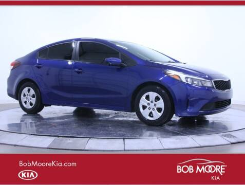 2017 Kia Forte for sale at Bob Moore Kia in Oklahoma City OK