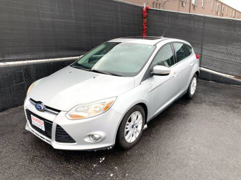 2012 Ford Focus for sale at McManus Motors in Wheat Ridge CO