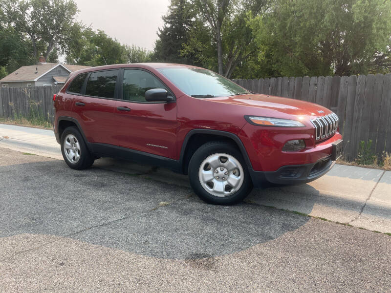 2016 Jeep Cherokee for sale at Ace Auto Sales in Boise ID