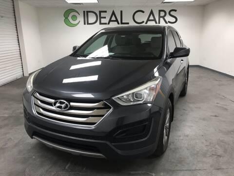 2015 Hyundai Santa Fe Sport for sale at Ideal Cars Broadway in Mesa AZ