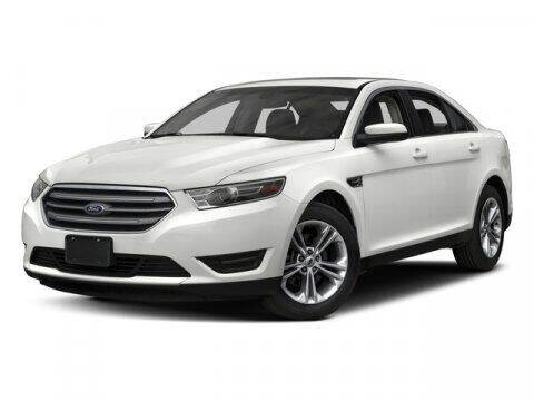 2016 Ford Taurus for sale at Mike Murphy Ford in Morton IL