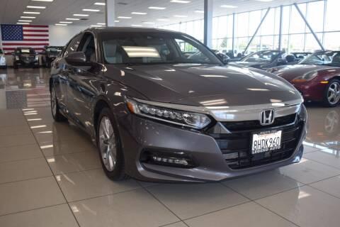 2018 Honda Accord for sale at Legend Auto in Sacramento CA