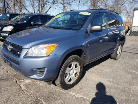 2011 Toyota RAV4 for sale at Real Deal Auto Sales in Manchester NH