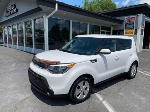 2014 Kia Soul for sale at Prestige Pre - Owned Motors in New Windsor NY