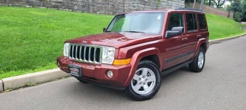 2008 Jeep Commander for sale at ENVY MOTORS LLC in Paterson NJ