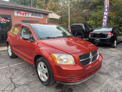 2009 Dodge Caliber for sale at Doctor Auto in Cecil PA