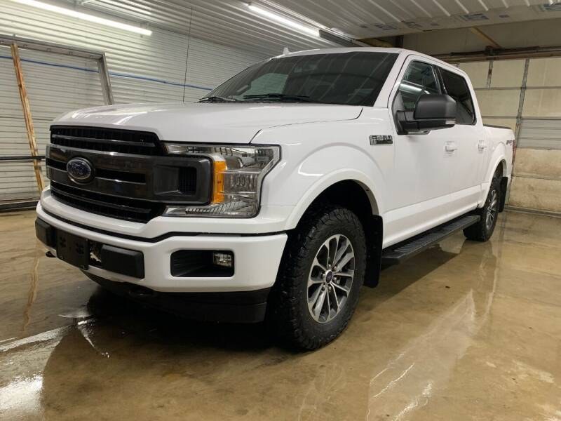 2018 Ford F-150 for sale at Northern Car Brokers in Belle Fourche SD