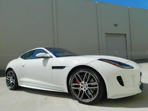 2017 Jaguar F-TYPE for sale at Conti Auto Sales Inc in Burlingame CA
