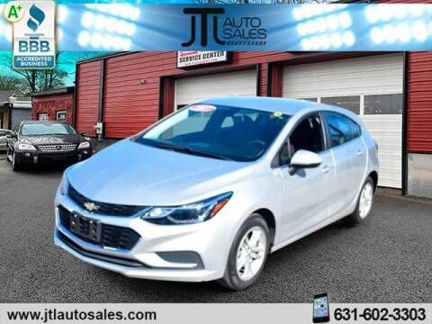 2017 Chevrolet Cruze for sale at JTL Auto Inc in Selden NY