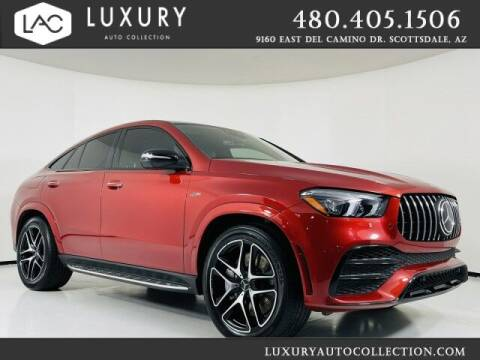 2021 Mercedes-Benz GLE for sale at Luxury Auto Collection in Scottsdale AZ