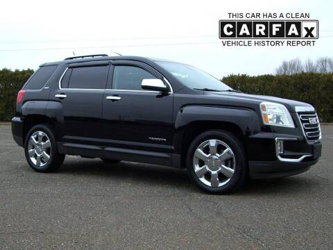 2016 GMC Terrain for sale at Atlantic Car Company in East Windsor CT