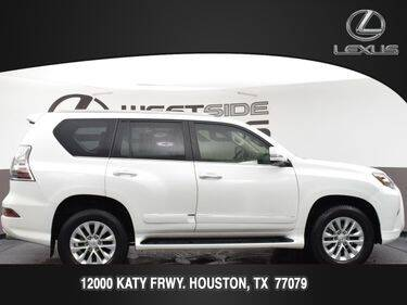 2019 Lexus GX 460 for sale at LEXUS in Houston TX