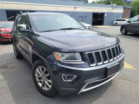 2015 Jeep Grand Cherokee for sale at AW Auto & Truck Wholesalers  Inc. in Hasbrouck Heights NJ