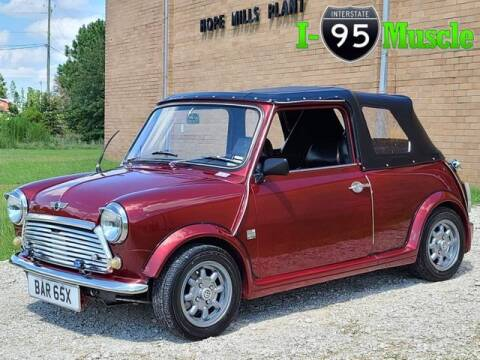 1982 MINI Cooper for sale at I-95 Muscle in Hope Mills NC
