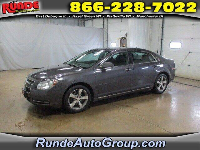 2011 Chevrolet Malibu for sale at Runde Chevrolet in East Dubuque IL