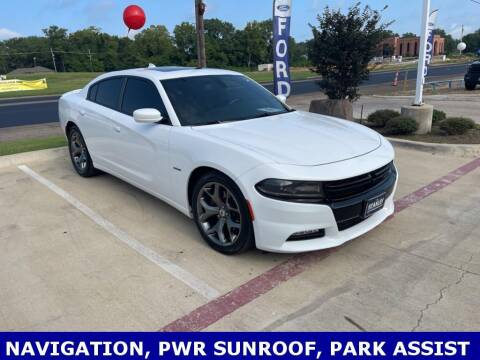 2017 Dodge Charger for sale at Stanley Ford Gilmer in Gilmer TX
