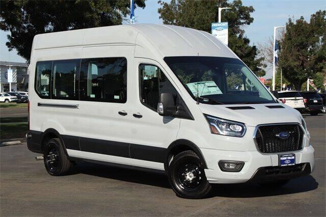 2021 Ford Transit Passenger for sale in Newark, CA