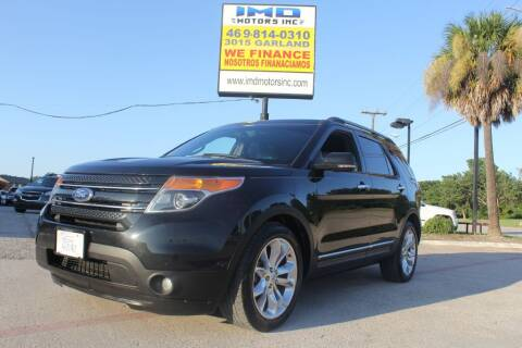 2012 Ford Explorer for sale at Flash Auto Sales in Garland TX