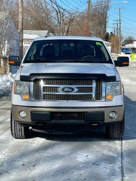 2011 Ford F-150 for sale at Suburban Auto Sales LLC in Madison Heights MI