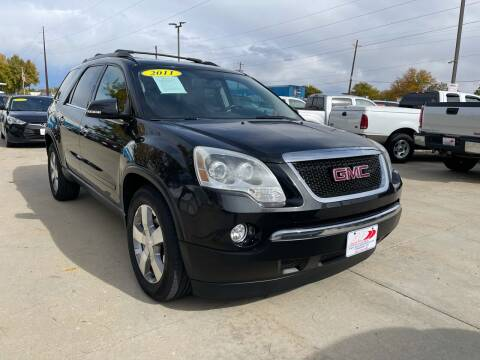 2011 GMC Acadia for sale at AP Auto Brokers in Longmont CO