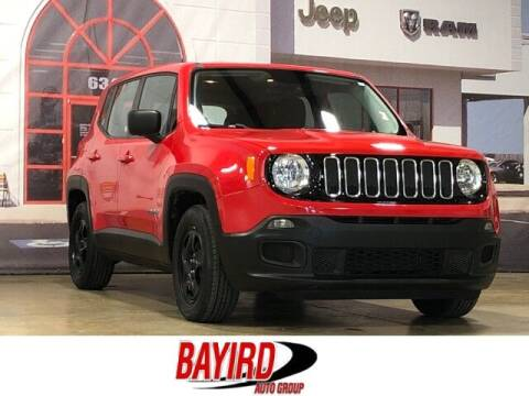 2017 Jeep Renegade for sale at Bayird Truck Center in Paragould AR