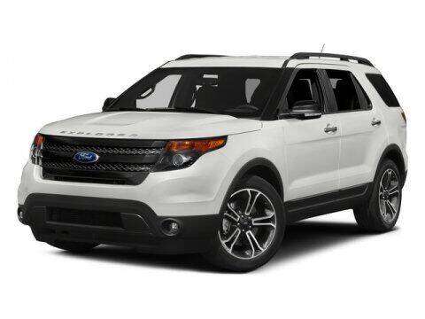 2015 Ford Explorer for sale at HILAND TOYOTA in Moline IL