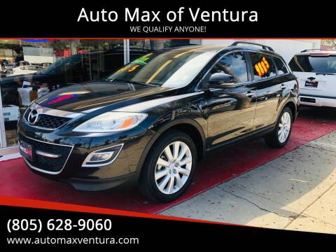 2010 Mazda CX-9 for sale at Auto Max of Ventura in Ventura CA